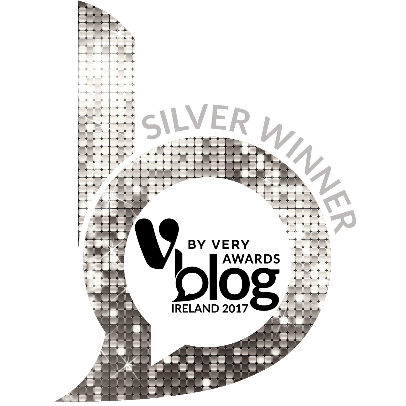 Silver Winner Best Fashion Blog V by Very Blog Awards Ireland 2017