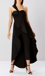 Coast Black Louis Jumpsuit, Next, €242 http://www.next.ie/en/style/st227718#418728