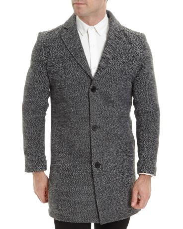 Dunnes Stores Wool Blend Coat, €80 http://bit.ly/2hDHzAv