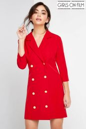 Girls On Film Tuxedo Dress, Next, €34 http://www.next.ie/en/gl92704s7