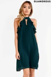 Glamorous Halterneck Dress, Next, €31 http://www.next.ie/en/gl92494s1