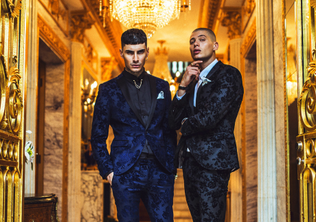 Killer Fashion Mens Christmas Partywear Menswear