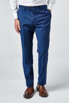 Next Signature Italian Wool Suit Trousers, €91 http://bit.ly/2AecX3J