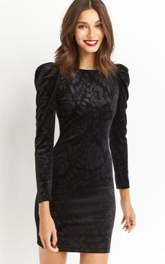 NTU Lace Puff Sleeve Dress, Oasis, €63 http://bit.ly/2zCZ5PB