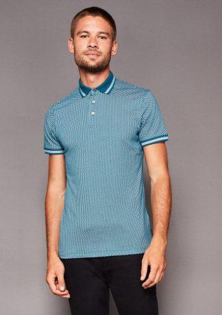 Ted Baker Norris Spot Print Polo Shirt, €85 http://bit.ly/2zjbzwI