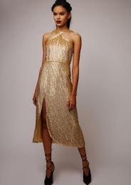 Raven Dress, Virgos Lounge, €225.95 http://bit.ly/2ACtNX0