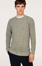 Zara Knit Sweater, €39.95 http://bit.ly/2zQXrdb