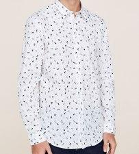 Zara Printed Shirt, €19.95 http://bit.ly/2z2cHAz