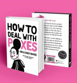 Designist, How to Deal with Poxes by Aoife Dooley, €11 http://bit.ly/2AoqCGd