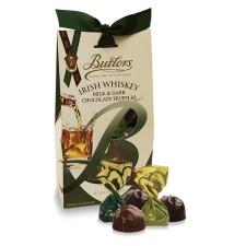 Milk & Dark Chocolate Irish Whiskey Truffles, Butlers Chocolate, €10 http://bit.ly/2AwEHkT
