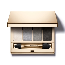 Clarins 4-Colour Eyeshadow Palette, €43 http://bit.ly/2nvoExs