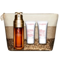 Clarins Double Serum Gift Set, €92 http://bit.ly/2BDywHI