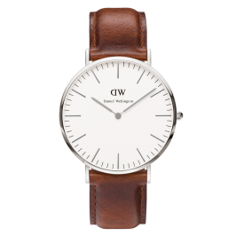 Daniel Wellington Classic St. Andrews Watch, Weir & Sons, €199 http://bit.ly/2ALjdh3
