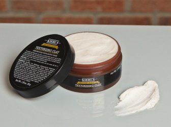 Grooming Solutions Texturizing Clay, Kiehl's @ Kiehl's Boutique, Arnotts, House of Fraser, €22.50 http://bit.ly/2Bv40ne