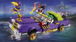 LEGO The Joker Notorious Low Rider, Smyths Toys, €49.99 http://bit.ly/2B8gr89