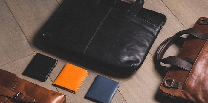 Saddler Black Laugesen Slim Briefcase/Laptop Bag, Louis Copeland, €199 http://bit.ly/2B6p8zn