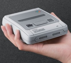 Nintendo Classic Mini: Super Nintendo Entertainment System, Amazon, €112.30 http://amzn.to/2nSQ5RV