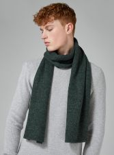 Selected Homme Green Cali Scarf, Topman, €34 http://bit.ly/2AbHtHR