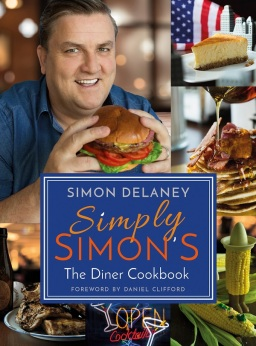 Simply Simon's: The Diner Cookbook, Dubray Books, €17.99 http://bit.ly/2Adefsl