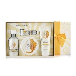 The Body Shop Almond Milk and Honey Premium Collection Christmas 2017, €45