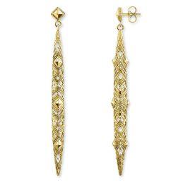 Thomas Sabo African Ornamente Drop Earrings, €279 http://bit.ly/2BtmmBd