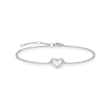 Thomas Sabo Glam & Soul Heart Bracelet, €79 http://bit.ly/2AoGEg0