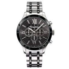Rebel at Heart Rebel Urban Stainless Steel & Ceramic Watch, Thomas Sabo, €259 http://bit.ly/2jn4rbR