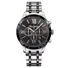 Rebel at Heart Rebel Urban Stainless Steel & Ceramic Watch, Thomas Sabo, €259 http://bit.ly/2jn4rbR