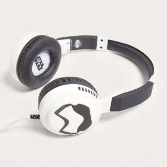 Tribe Pop Storm Trooper Headphones, Urban Outfitters, €55 http://bit.ly/2nNucnk