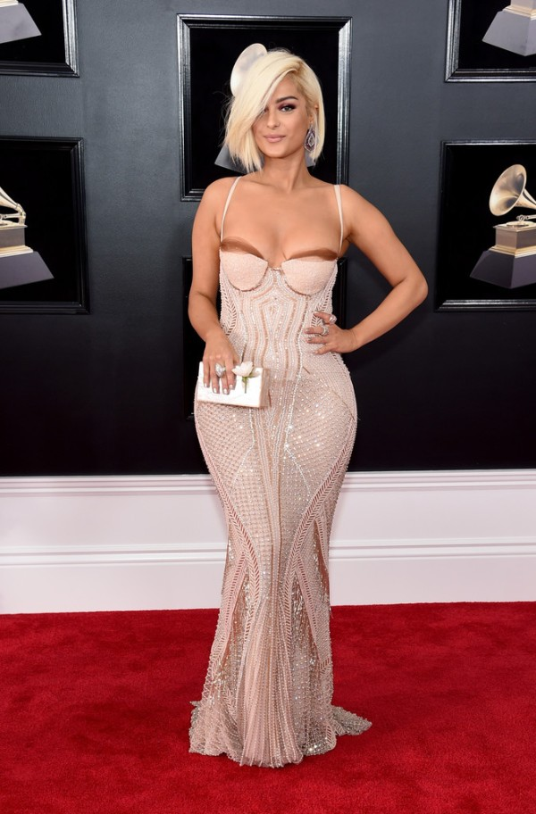Bebe Rexha Grammy Awards 2018