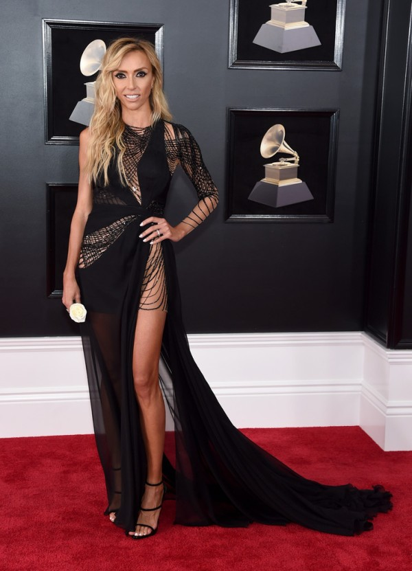 Giuliana Rancic Grammy Awards 2018