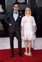 Jack Antonoff and Rachel Antonoff