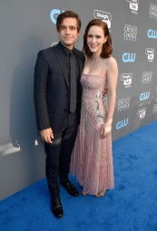Jason Ralph and Rachel Brosnahan