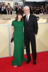 Mary Steenburgen and Ted Danson