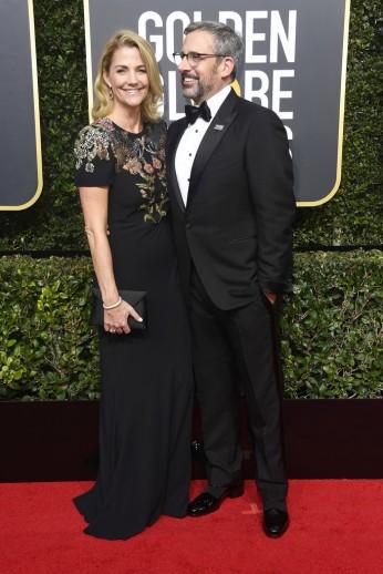 Nancy & Steve Carell