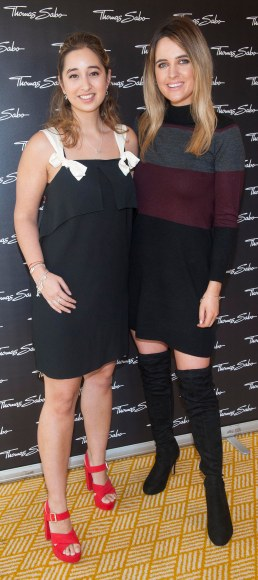 Myself and Lorna at the Thomas Sabo Spring/Summer 2018 launch event