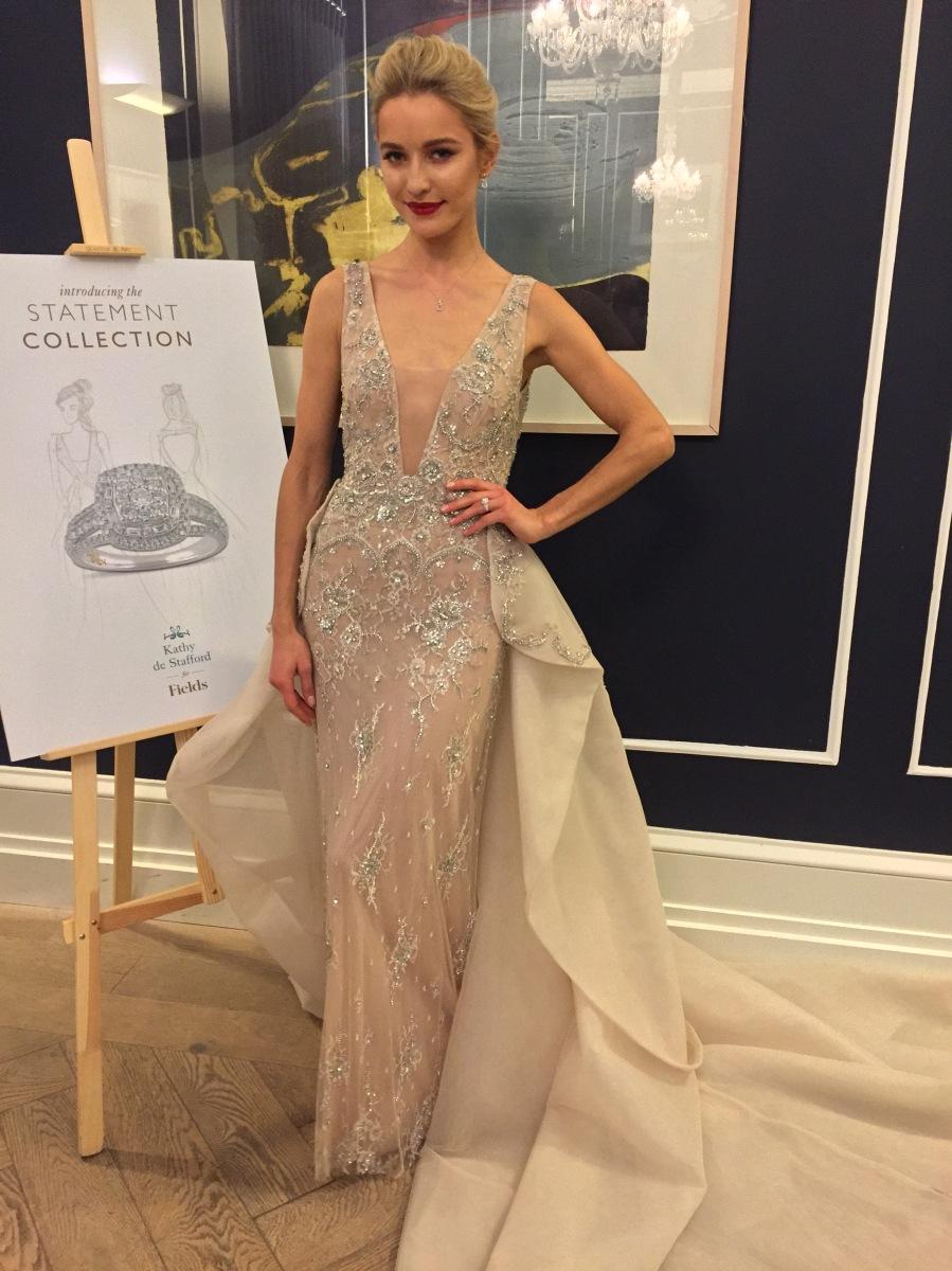 Killer Fashion Nirina Kathy de Stafford for Fields the Jeweller