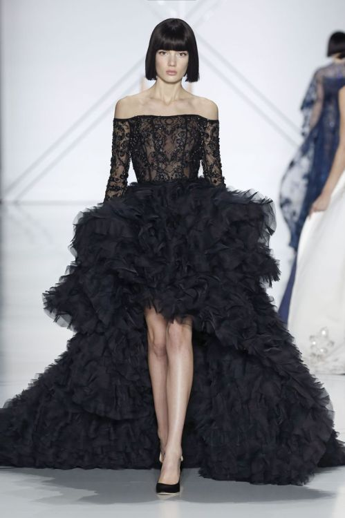 Killer Fashion Golden Globes Ralph & Russo SS17 Couture