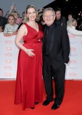 Sharon Marshall and Dr Chris Steele