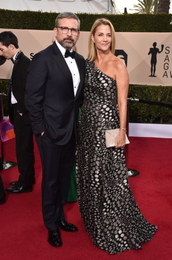 Steve & Nancy Carell