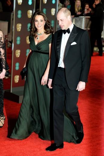 Catherine, Duchess of Cambridge & HRH Prince William