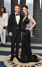 Chris Hardwick and Lydia Hearst
