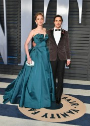 Maya Hawke and Zac Posen