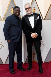 Milton 'Lil Rel' Howery and Bradley Whitford