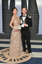 Mirai Nagasu and Adam Rippon