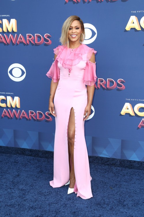 Eve Best Dressed Academy of Country Music Awards 2018