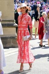 Gina Torres Prince Harry Meghan Markle Royal Wedding