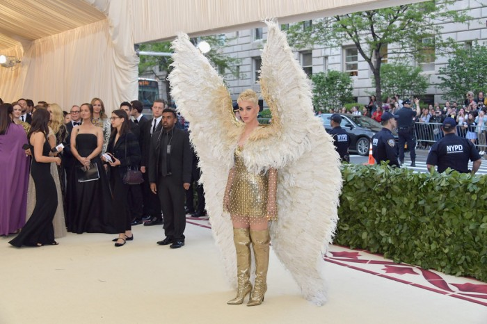 Best Dressed at MET Costume Gala 2018
