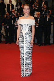 Lea Seydoux at 'Under The Silver Lake' Premiere