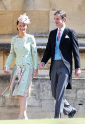 Pippa Middleton and James Matthews Prince Harry Meghan Markle Royal Wedding